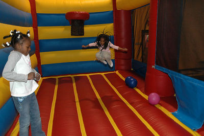 Yimara 6th Birthday Party Feb 11, 2006.