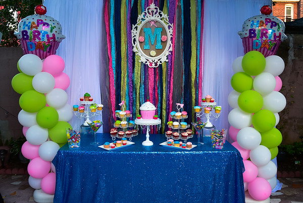 Mariah's 4th Birthday