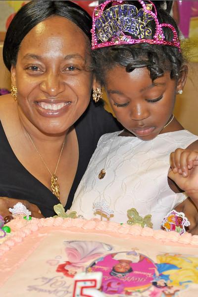 Aunty Adella and Arvina