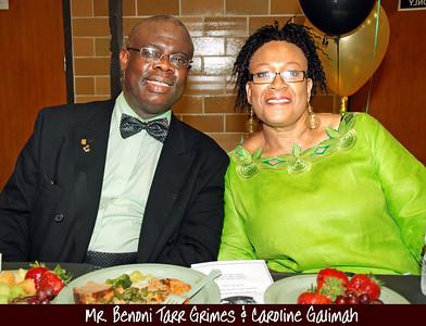 Benoni Tarr Grimes 50th Birthday Party