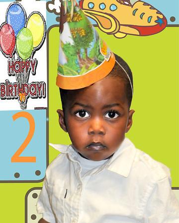 Dilian's 2nd Birthday Photos