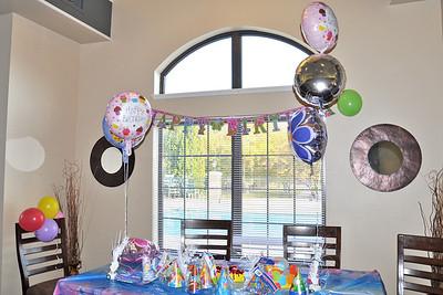 Faith Daughter's Birthday