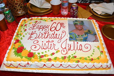 Julia Cooper Grear's 60th Birthday Celebration - MN