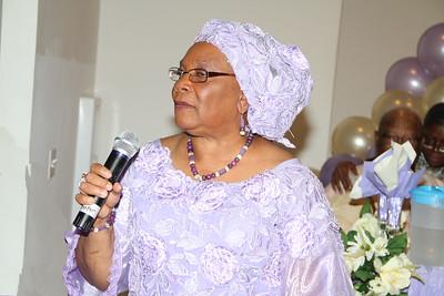 Mrs. Louise Brown Reeves Turns 70