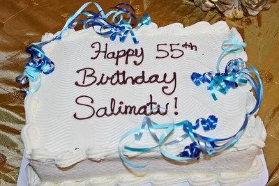 Salimatu Butler's 55th Birthday Celebration