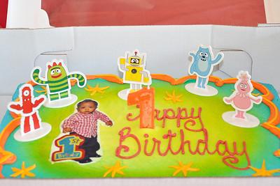 Will Asher Boayue 1st Birthday