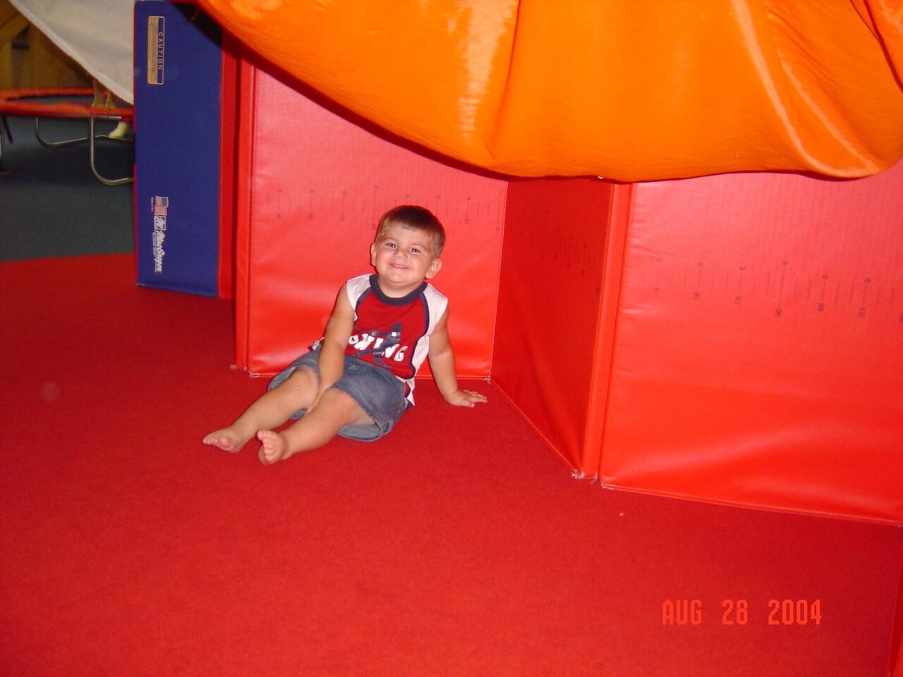 Justin_plays_at_Nat's_party_08-28-04