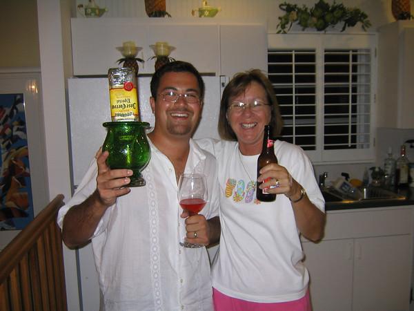 2006-06 Blake's 3rd Birthday @ Kenmure Oviedo
