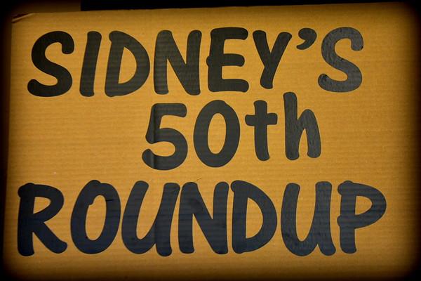 Sidney's 50th