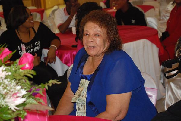 Annie Belle Small 70th