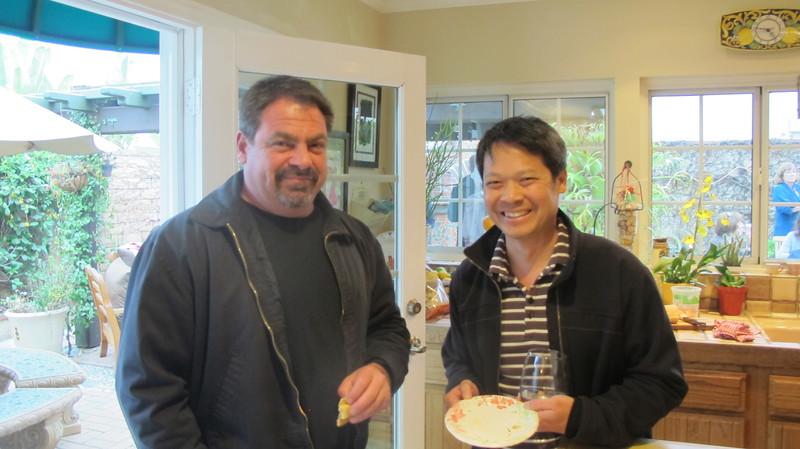Gian and Linh