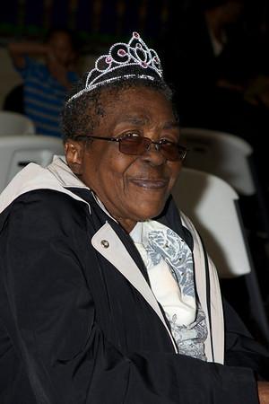 Shirley Wilson's 70th Birthday