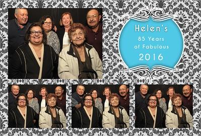 Helen's 85 Birthday