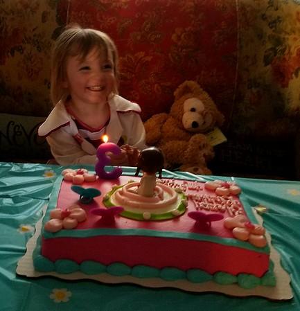 McKinley 3rd birthday