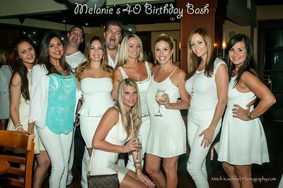Melanie's 40th-80