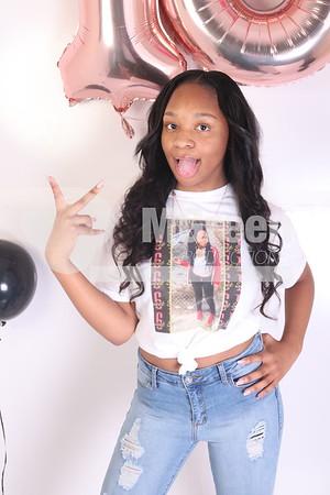 Nasha's Sweet 16