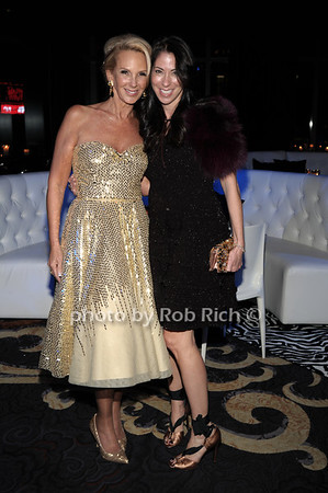 Podi Constantiner, Roxanne Palin photo by Rob Rich/SocietyAllure.com © 2012 robwayne1@aol.com 516-676-3939