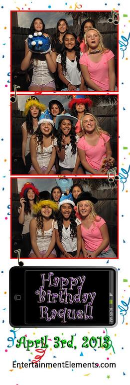 Raquel's 14th Birthday Party