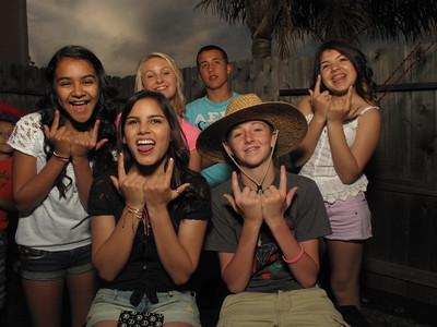 Raquel's 14th Birthday Individuals
