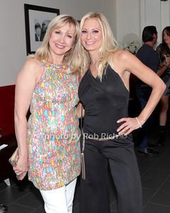 Kathlean De Monchy and Ruth Katz