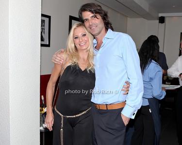 Ruth Katz and Jamie Antolini