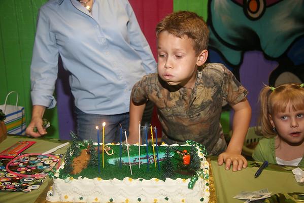 Ryan's Birthday - 2007