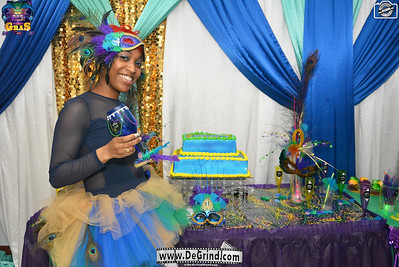 NANDI'S MARDI GRAS 30TH PARTY