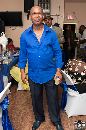 """PERCIVAL COLORS"""" 70TH BIRTHDAY PARTY"""