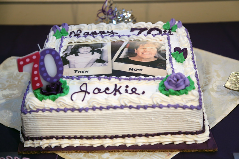5-20-18 Aunt Jackie's 70th Birthday Party