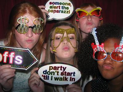Abby's Sweet 16 Birthday Party at Carolina Olive Oil Company 8/1/14