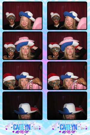 Caitlyn Hayes 16th Birthday Party