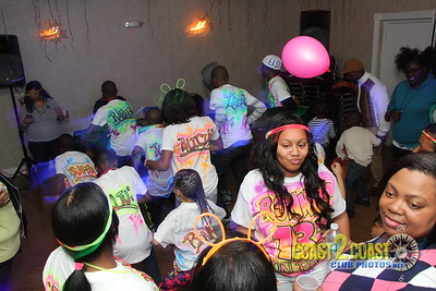 RUNNIE'S 13 NEON BIRTHDAY PARTY