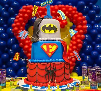 Enzo 1st Birthday Party