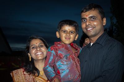 Maruti's Fifth Birthday and Katha