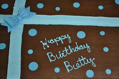 Betty Johnson 90th Birthday Party