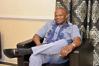 Kamal Seyi Abiodun's Surprise 50th Birthday