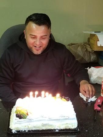 Birthdays 2018