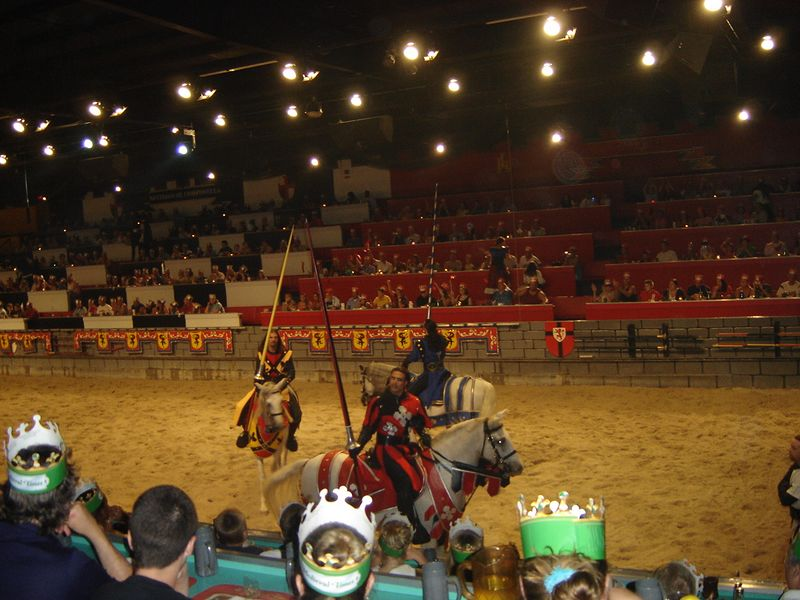037 Medieval Times 26