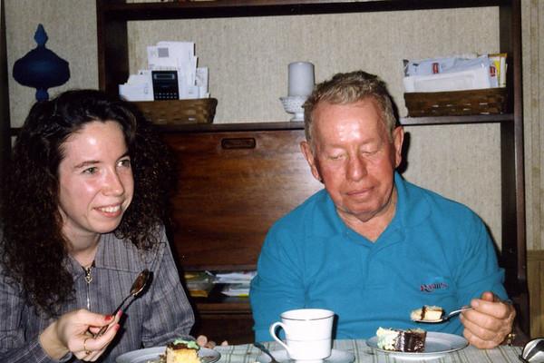1996 11 - Michele Fagan Birthday 01