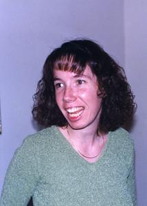 1998 12 25 - Michele Fagan at Christmas