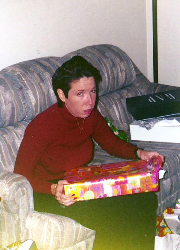 2001 12 25 - Michele Fagan Chirstmas