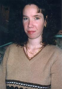 1997 11 - Michele Fagan Thanksgiving 02