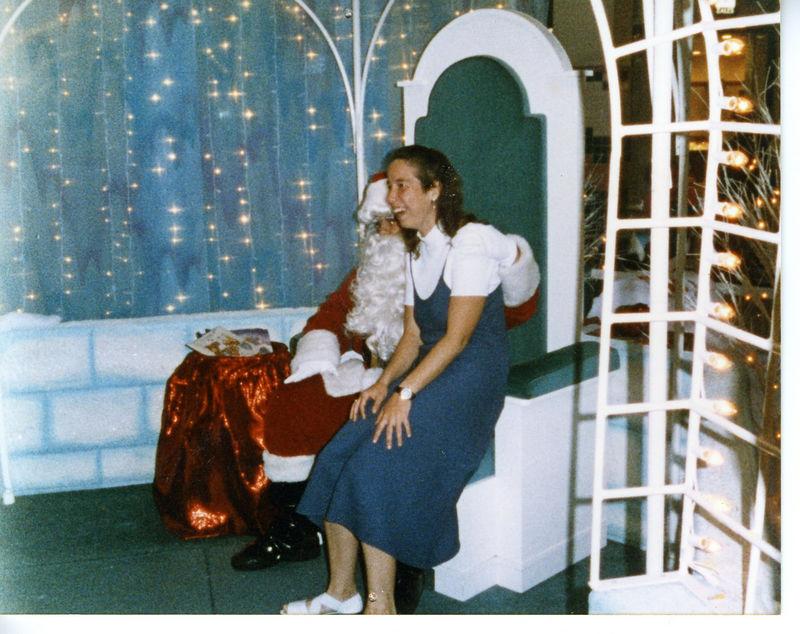 1995 12 - Michele Christmas