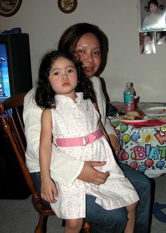 2005 11 20 - Michele's Birthday 019