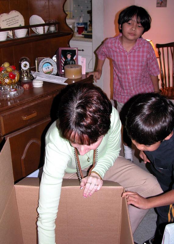 2005 11 20 - Michele's Birthday 026
