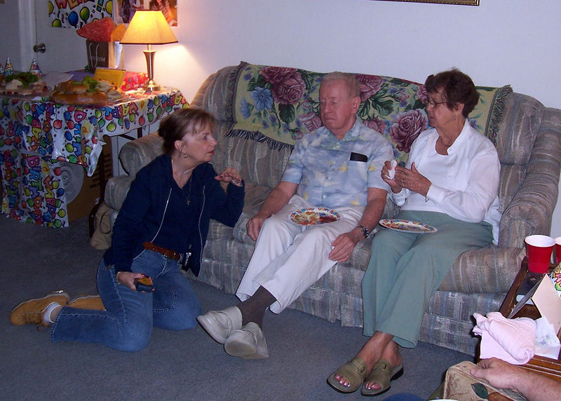 2005 11 20 - Michele's Birthday 048