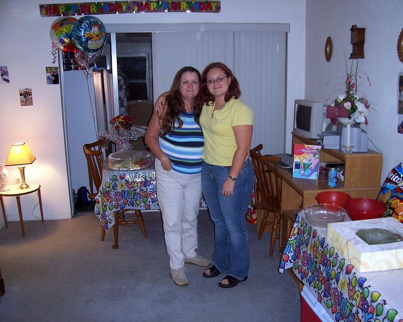 2005 11 20 - Michele's Birthday 010