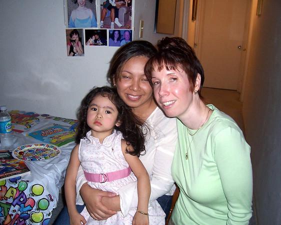 2005 11 20 - Michele's Birthday 024