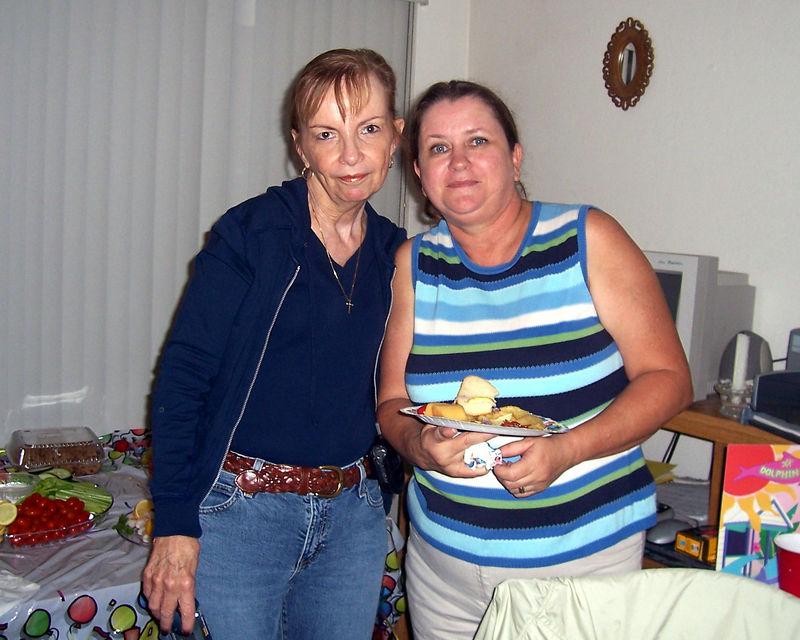 2005 11 20 - Michele's Birthday 029