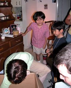 2005 11 20 - Michele's Birthday 027